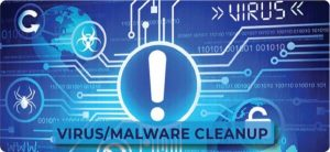 virus malware cleanup pc